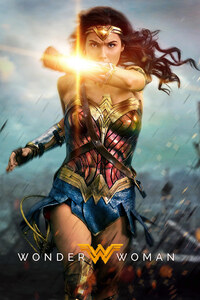 Wonder Woman 2017 Movie