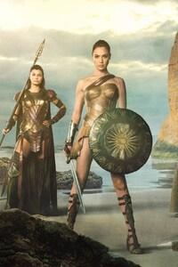 750x1334 Wonder Woman 2017