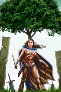 Wonder Woman 2020 Fan Made