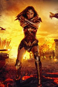 240x400 Wonder Woman 2020