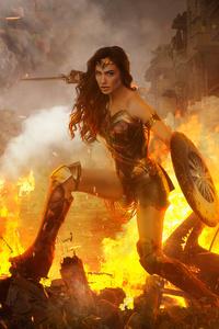 Wonder Woman 20204k