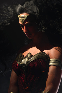 Wonder Woman 3D Art 4k