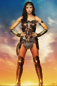 Wonder Woman 4k 2018