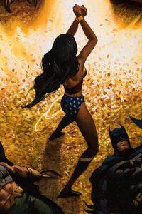Wonder Woman 4k Artwork
