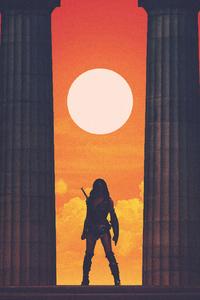 Wonder Woman 4k Artwork Poster