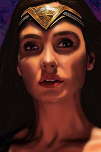 Wonder Woman 4k Behance