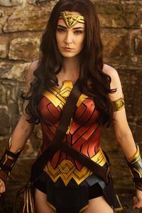 Wonder Woman 4k Cosplay 2019