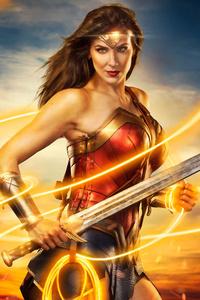 Wonder Woman 4k Cosplay