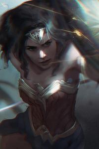 Wonder Woman 4k Digital Art