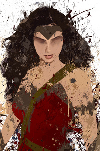 Wonder Woman 4k Fan Art