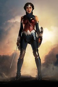 1440x2560 Wonder Woman 52 Suit