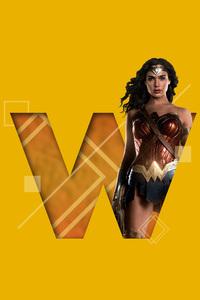 Wonder Woman 5k Art