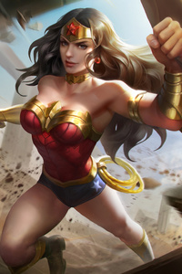 Wonder Woman 5k Artworks