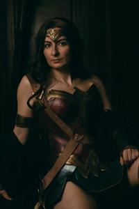 Wonder Woman 5k Cosplay