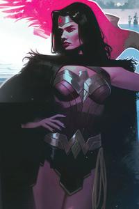 Wonder Woman 758