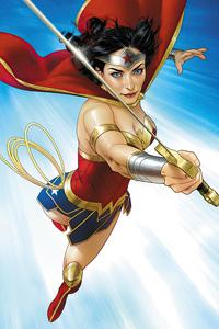 Wonder Woman 762