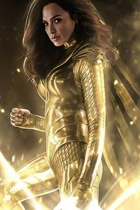640x960 Wonder Woman 84 2020