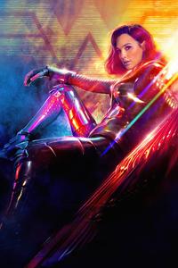 1080x2280 Wonder Woman 84 5k