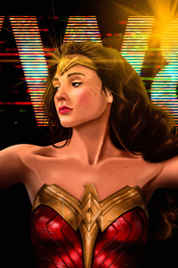 Wonder Woman 84 Newartwork