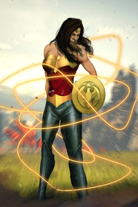 Wonder Woman Amazing Artworks