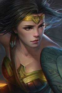 Wonder Woman Art4k 2020