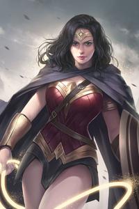 Wonder Woman Arts 2018