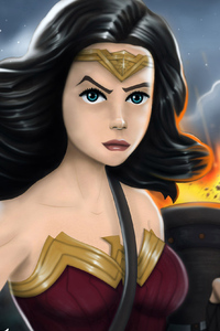 Wonder Woman Arts 2019