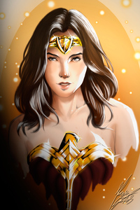 Wonder Woman Arts