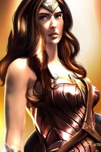 Wonder Woman Artt