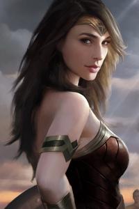 Wonder Woman Artwork 4k 2018
