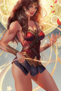 Wonder Woman Artworks New