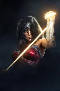 720x1280 Wonder Woman Badass