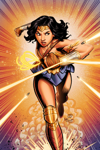 Wonder Woman Character 5k