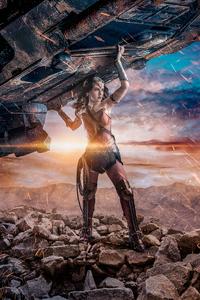 Wonder Woman Cosplay 2019