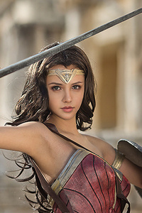 1440x2560 Wonder Woman Cosplay New 2019