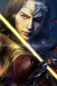 Wonder Woman Dark 2020