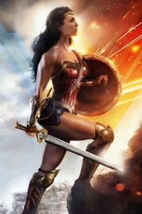 Wonder Woman Dc Superhero