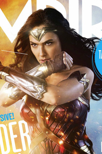 Wonder Woman Empire Magazine
