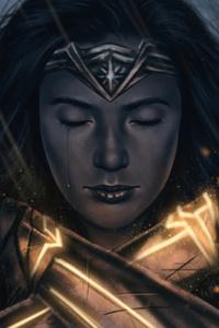 Wonder Woman Fan Art No Mans Land