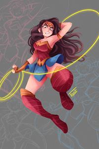 Wonder Woman Fanarts