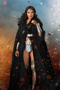 Wonder Woman Gal Gadot 2020