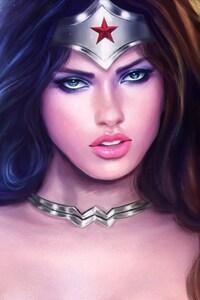 240x320 Wonder Woman HD