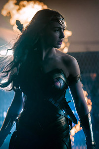 Wonder Woman Justice League