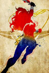 Wonder Woman Minimal