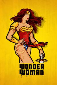 Wonder Woman Minimals