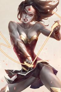 Wonder Woman Power Mode