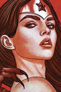 Wonder Woman Superhero Artwork 4k