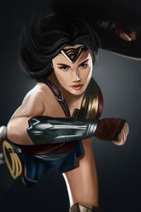 Wonder Woman V2 Mizuri