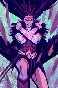 Wonder Woman Victoria