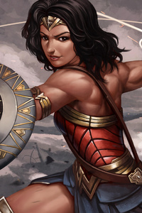 Wonder Woman Warrior Arts 2019